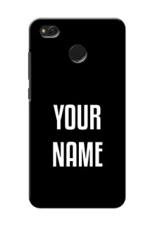 Xiaomi Redmi 4 Your Name on Phone Case