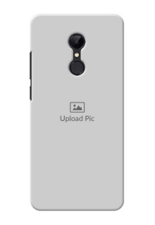 Redmi 5 Custom Mobile Cover: Upload Full Picture Design