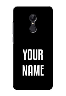 Xiaomi Redmi 5 Your Name on Phone Case