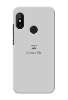 Redmi 6 Pro Custom Mobile Cover: Upload Full Picture Design
