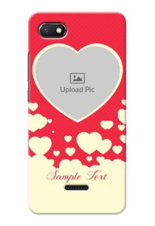Redmi 6A Phone Cases: Love Symbols Phone Cover Design
