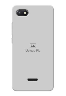 Redmi 6A Custom Mobile Cover: Upload Full Picture Design