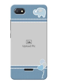 Redmi 6A Custom Phone Covers with Kids Pattern Design