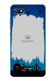 Redmi 6A mobile cases online with pro Halloween design