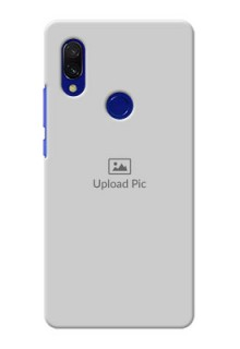Redmi 7 Custom Mobile Cover: Upload Full Picture Design