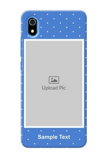 Redmi 7A Personalised Phone Cases: polka dots design