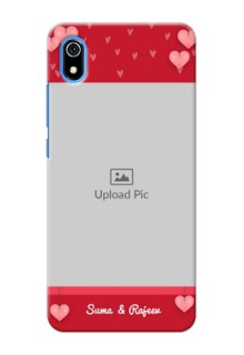 Redmi 7A Mobile Back Covers: Valentines Day Design