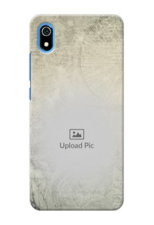 Redmi 7A custom mobile back covers with vintage design