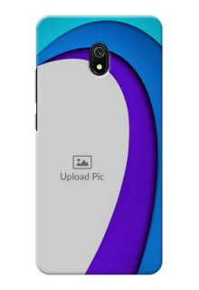 Redmi 8A custom back covers: Simple Pattern Design