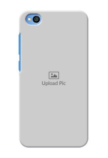 Redmi Go Custom Mobile Cover: Upload Full Picture Design