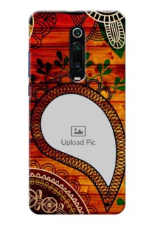 Redmi K20 Pro custom mobile cases: Abstract Colorful Design