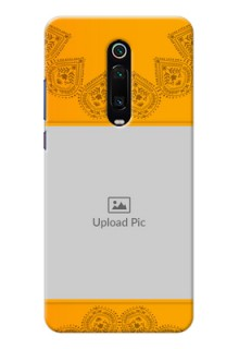 Redmi K20 Pro custom mobile back covers: Photo Wedding Design