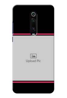 Redmi K20 Mobile Covers With Add Text Design
