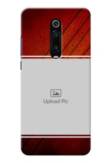 Redmi K20 Back Covers: Leather Phone Case Design