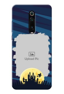 Redmi K20 Back Covers: Halloween Witch Design