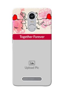 Xiaomi Redmi Note 3 Pro Just You And Me Mobile Back Case Design