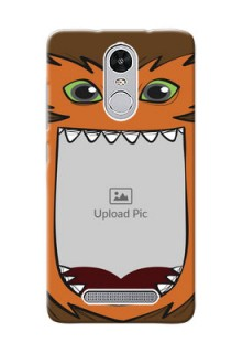 Xiaomi Redmi Note 3 Pro owl monster backcase Design