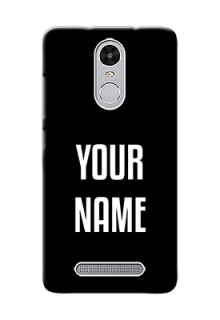 Xiaomi Redmi Note 3 Pro Your Name on Phone Case