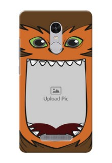 Xiaomi Redmi Note 3 owl monster backcase Design