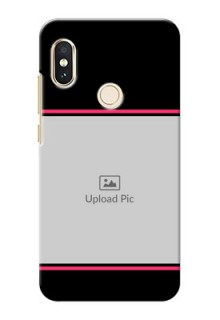 Redmi Note 5 Pro Mobile Covers With Add Text Design