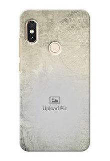 Redmi Note 5 Pro custom mobile back covers with vintage design