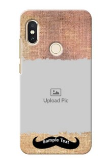 Redmi Note 5 Pro Mobile Back Covers Online with Texture Design