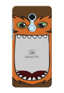 Xiaomi Redmi Note 5 owl monster backcase Design