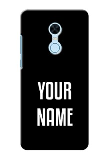 Xiaomi Redmi Note 5 Your Name on Phone Case
