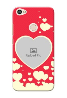 Xiaomi Redmi Note 5A Love Symbols Mobile Case Design
