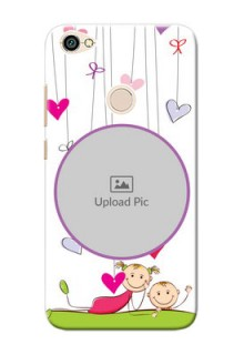 Xiaomi Redmi Note 5A Cute Babies Mobile Cover  Design