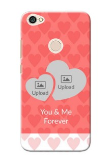 Xiaomi Redmi Note 5A Couples Picture Upload Mobile Cover Design