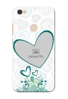 Xiaomi Redmi Note 5A Couples Picture Upload Mobile Case Design