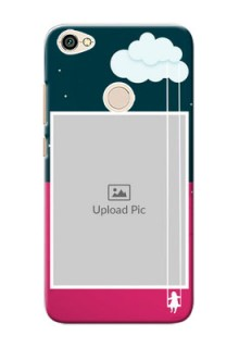 Xiaomi Redmi Note 5A Cute Girl Abstract Mobile Case Design