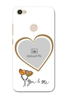 Xiaomi Redmi Note 5A You And Me Mobile Back Case Design