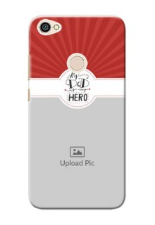 Xiaomi Redmi Note 5A my dad hero Design