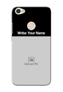 Xiaomi Redmi Note 5A Photo with Name on Phone Case