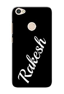 Xiaomi Redmi Note 5A Custom Mobile Cover with Your Name