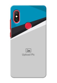 Redmi Note 6 Pro Back Covers: Simple Pattern Photo Upload Design