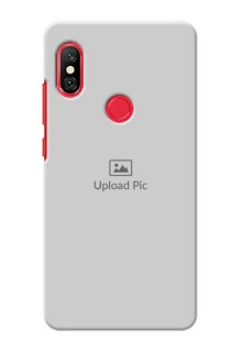 Redmi Note 6 Pro Custom Mobile Cover: Upload Full Picture Design