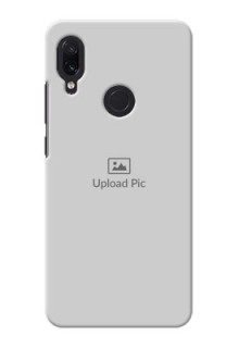 Redmi Note 7 Custom Mobile Cover: Upload Full Picture Design