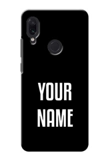 Xiaomi Redmi Note 7 Your Name on Phone Case
