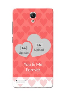 Xiaomi Redmi Note Prime Couples Picture Upload Mobile Cover Design