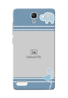 Xiaomi Redmi Note Prime kids design icons with  simple pattern Design