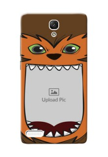 Xiaomi Redmi Note Prime owl monster backcase Design