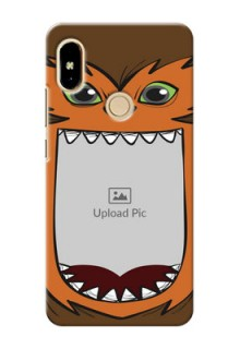 Xiaomi Redmi S2 owl monster backcase Design