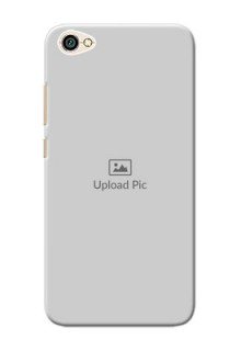 Xiaomi Redmi Y1 Lite Full Picture Upload Mobile Back Cover Design
