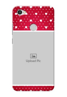 Xiaomi Redmi Y1 Beautiful Hearts Mobile Case Design