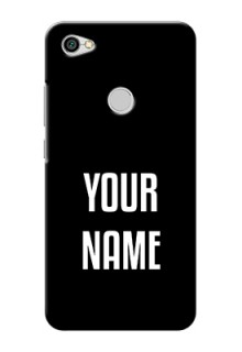 Xiaomi Redmi Y1 Your Name on Phone Case