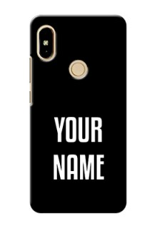 Xiaomi Redmi Y2 Your Name on Phone Case