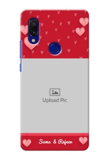 Redmi Y3 Mobile Back Covers: Valentines Day Design